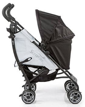 Summer Infant 3Dflip Convenience Stroller Double Take