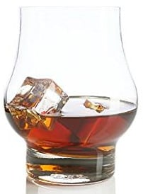 Taylor'd Milestones Whiskey and Scotch Glasses