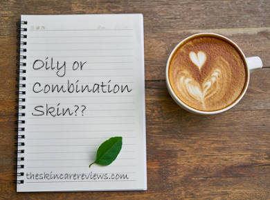 Oily vs. combination skin