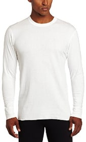 Duofold men's crew neck top