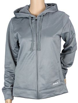 Reebok Women's Tech Fleece Hooded Jacket