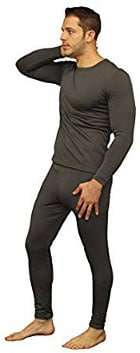 Men's Ultra Soft Thermal Underwear/Long Johns Set