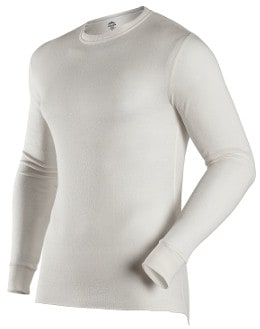 ColdPruf crew neck base layer top