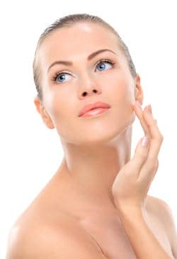 Glycolic acid for skin