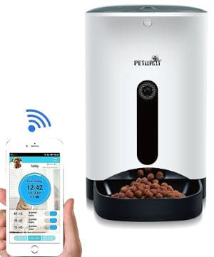 WOpet SmartFeeder Automatic Pet Feeder