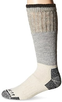 Carhartt Men's Artic Wool Boot Crew Socks