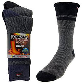 Insulated Heated Boot Thermal Socks
