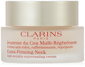 Clarins Extra Firming Neck Anti-Wrinkle Rejuvenating Cream