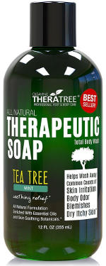 Oleavine Antifungal Soap with Tea Tree Oil and Neem
