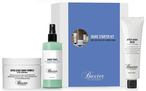 Baxter of California Shave Starter Kit