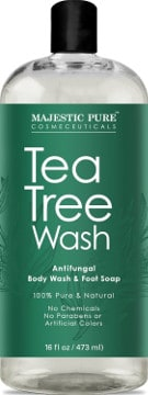 Majestic Pure Anti-Fungal Tea Tree Oil Soap