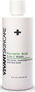 Vivant Skin Care Mandelic Acid 3-in-1 Wash