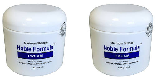 Noble Formula Pyrithione Zinc .25% Maximum Strength Cream