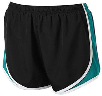 Joe's USA Ladies Moisture-Wicking Track and Field Shorts