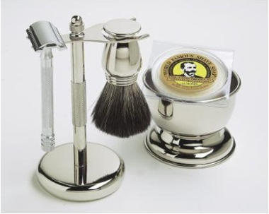 Merkur Shaving Gift Set by Colonel Conk