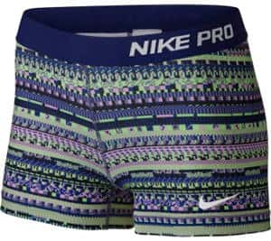Nike Women's Pro Cool 3 Inch Training Shorts