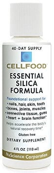 Silica Formula by Cellfood