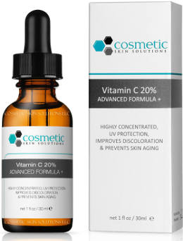 Cosmetic Skin Solutions Vitamin C 20% Serum