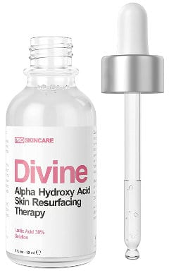 Lactic Acid 30% Gel Peel by Divine Derriere