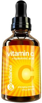 Go Radiance Vitamin C Anti Aging Serum