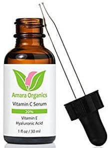 Amara Organics Vitamin C Serum for Face 20%