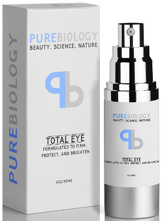 Pure Biology Total Eye Anti-Aging Eye Cream