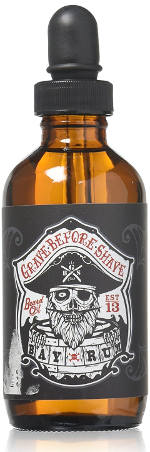 Grave Before Shave Beard Oil
