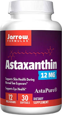 Jarrow formulas Astaxanthin supplement