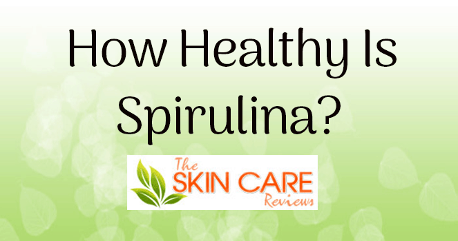 Nutrients of spirulina