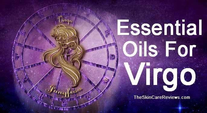 Essential oils for Virgo