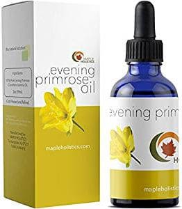 Evening primrose oil for itching skin