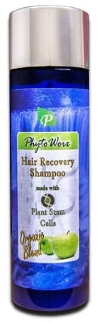 Herbal shampoo for hair loss