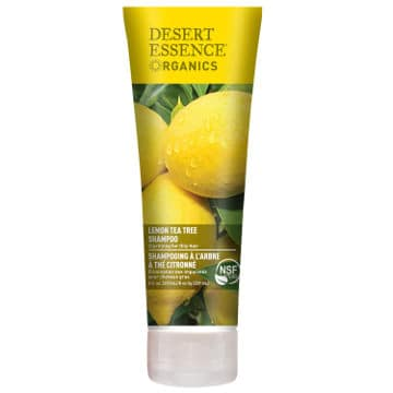 Desert Essence Organics Hair Care Shampoo