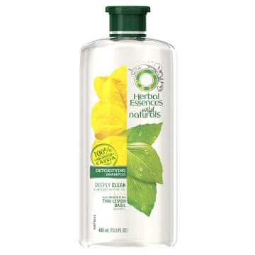 Herbal Essences Wild Naturals Detoxifying Shampoo