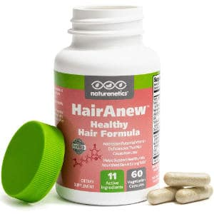 Hair growth vitamins for men and women