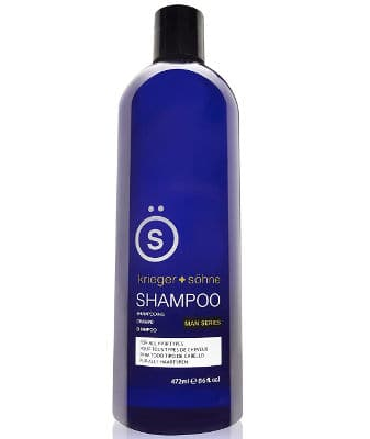 K & S Salon Quality Men's Shampoo