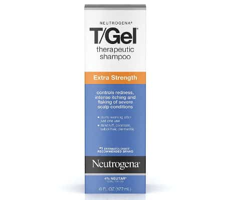 Neutrogena Therapeutic Extra Strength T Gel Shampoo