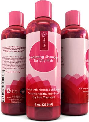 Opti Natural Shampoo for Flaky Scalp and Dry Hair
