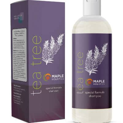 Maple Holistics Tea Tree Oil Shampoo for Moderate Dandruff